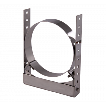Adjustable Wall Bracket OD: 8.38""